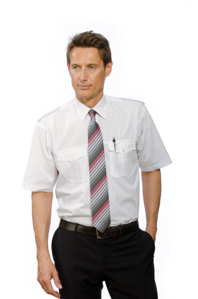Pilotenhemd Condor mit Krawatte